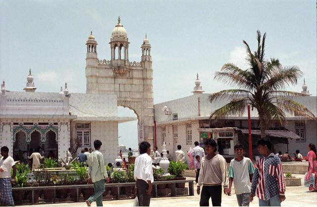 The Tomb of Haji Ali, Mumbai, India